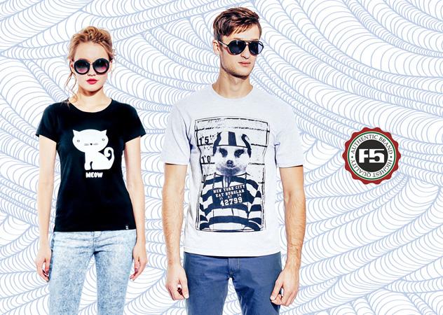 Экспресс- сбор! Международная марка F5. Только для ценителей стиля и качества. Скидки до 70