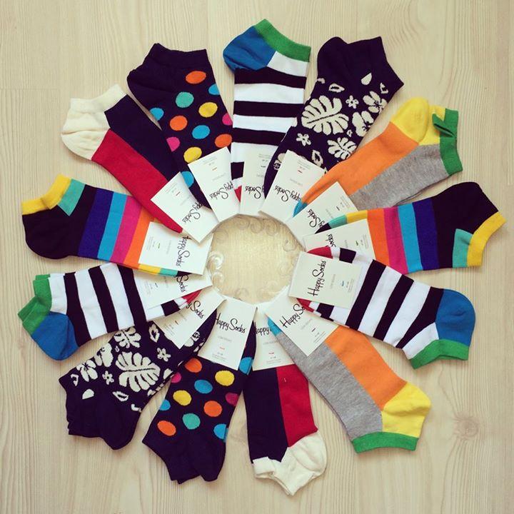 Сбор заказов. Носки выходят за рамки дозволенного! Happy Socks - модные шведские носки, трусы, колготки.