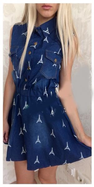 Сбор заказов. Джинсовая одежда (джинсы, кепки, платья, туники). Хит сезона - платья и кардиганы из джинсы. Выкуп 3