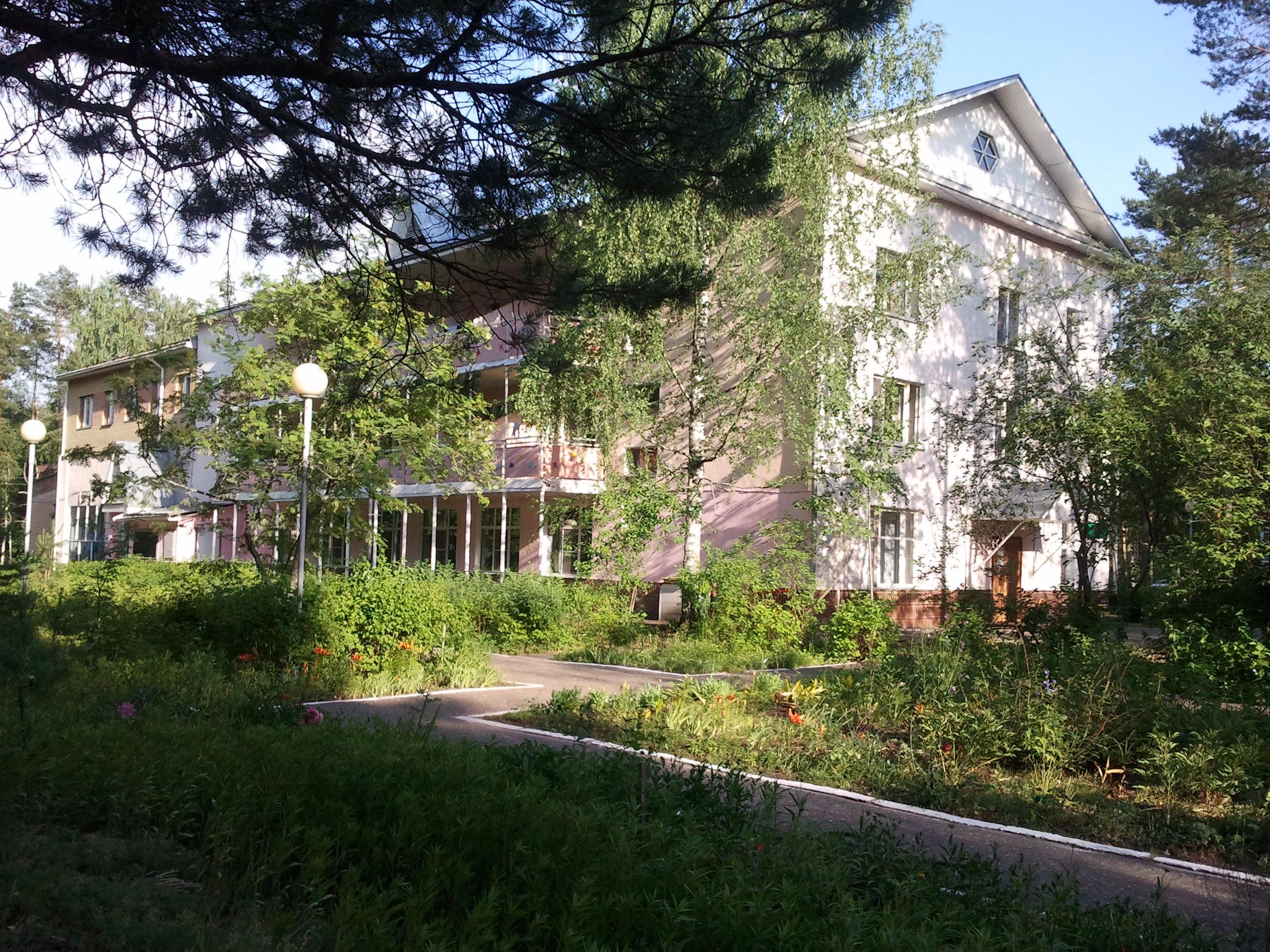 IT-лагерь для детей из Нижегородской области