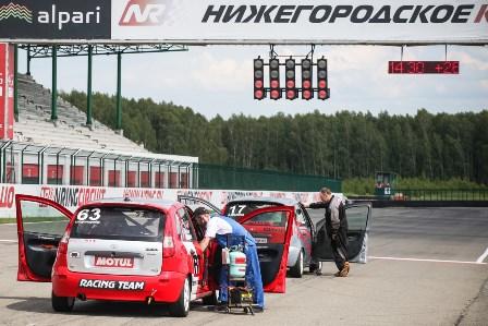 Новости партнеров: II Этап NLS: Чемпионат набирает обороты