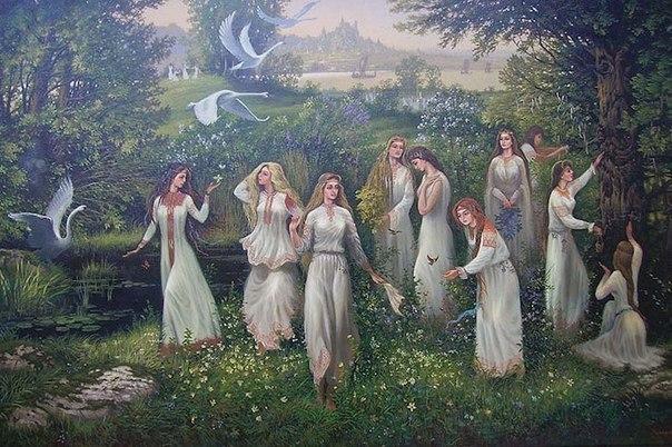 2015 год - Год Белого Филина по славянскому гороскопу. А кем являетесь вы?
