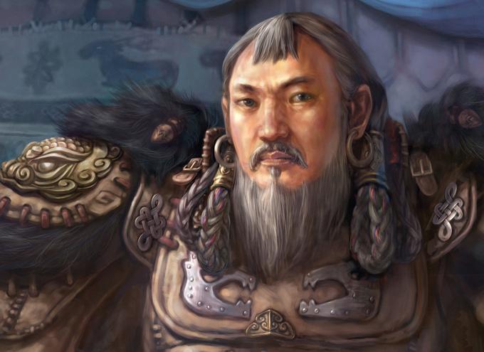 Правила Чингисхана.
