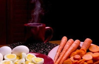 Притча о жизни: Морковь, яйцо и кофе .
