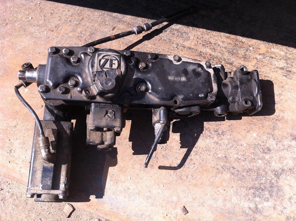 +79625084351 Механизм переключения передач КПП ZF 16S151 16S181 16S221
