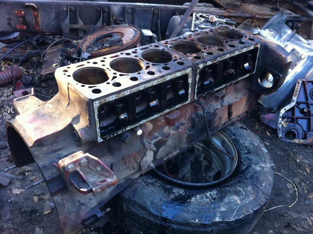 +79625084351 Блок двигателя 5010248710 MIDR 063540 Рено Магнум Renault Magnum