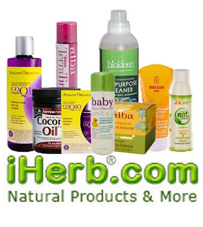 Сбор заказов. iHerb - натуральная косметика, масла, витамины, био-добавки, спортивное питание и др. Допскидки. Постоплата 7% - 17