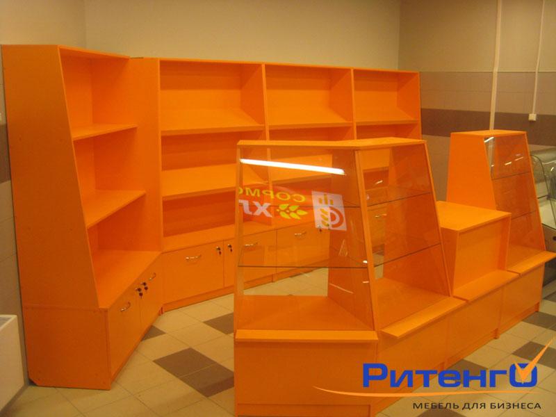 Торговое оборудование для магазина в Нижнем Новгороде. Купить торговое оборудование от производителя!