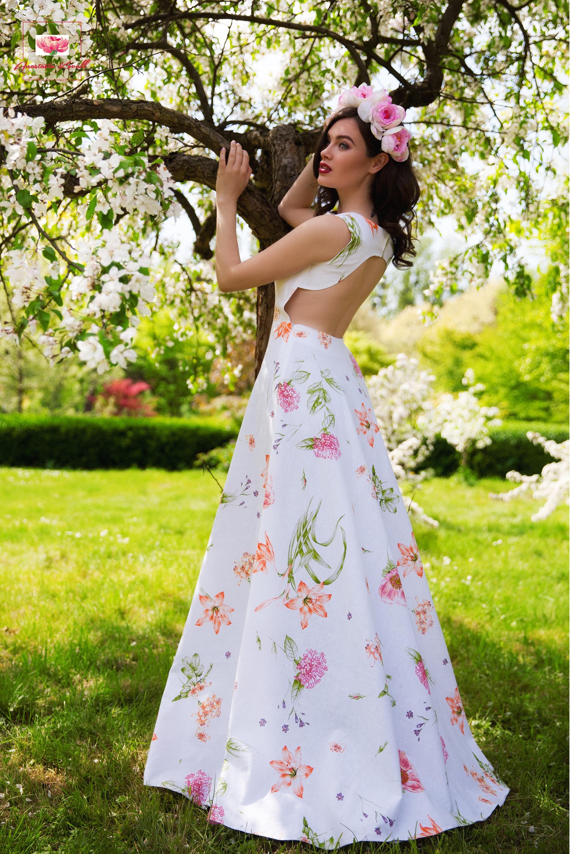 Сбор заказов. Аааа...Сумашедшей красоты летние платья! В таких сложно быть незамеченной! Мечта каждой девушки. От 40 до 50 размера -1