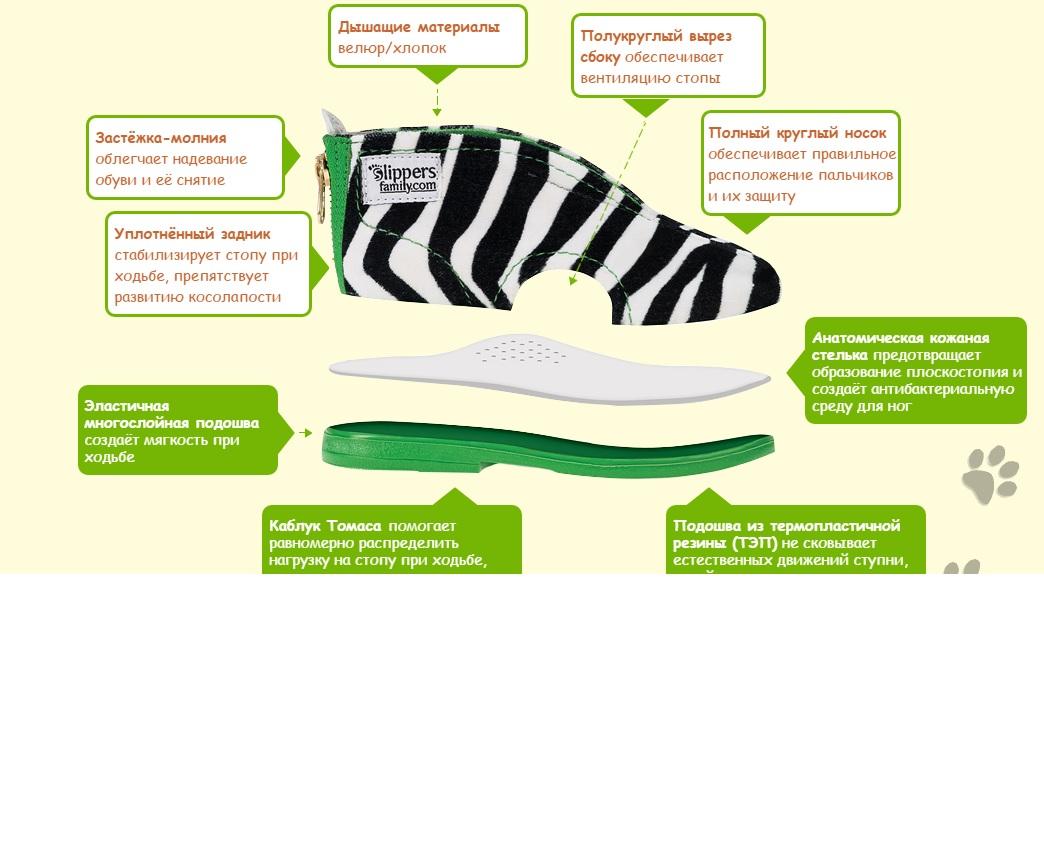 Сбор заказов. Зверо слиперсы польского бренда Sli=ppers Fam=ily теперь и в России. Оригинальная и правильная обувь. Без рядов.