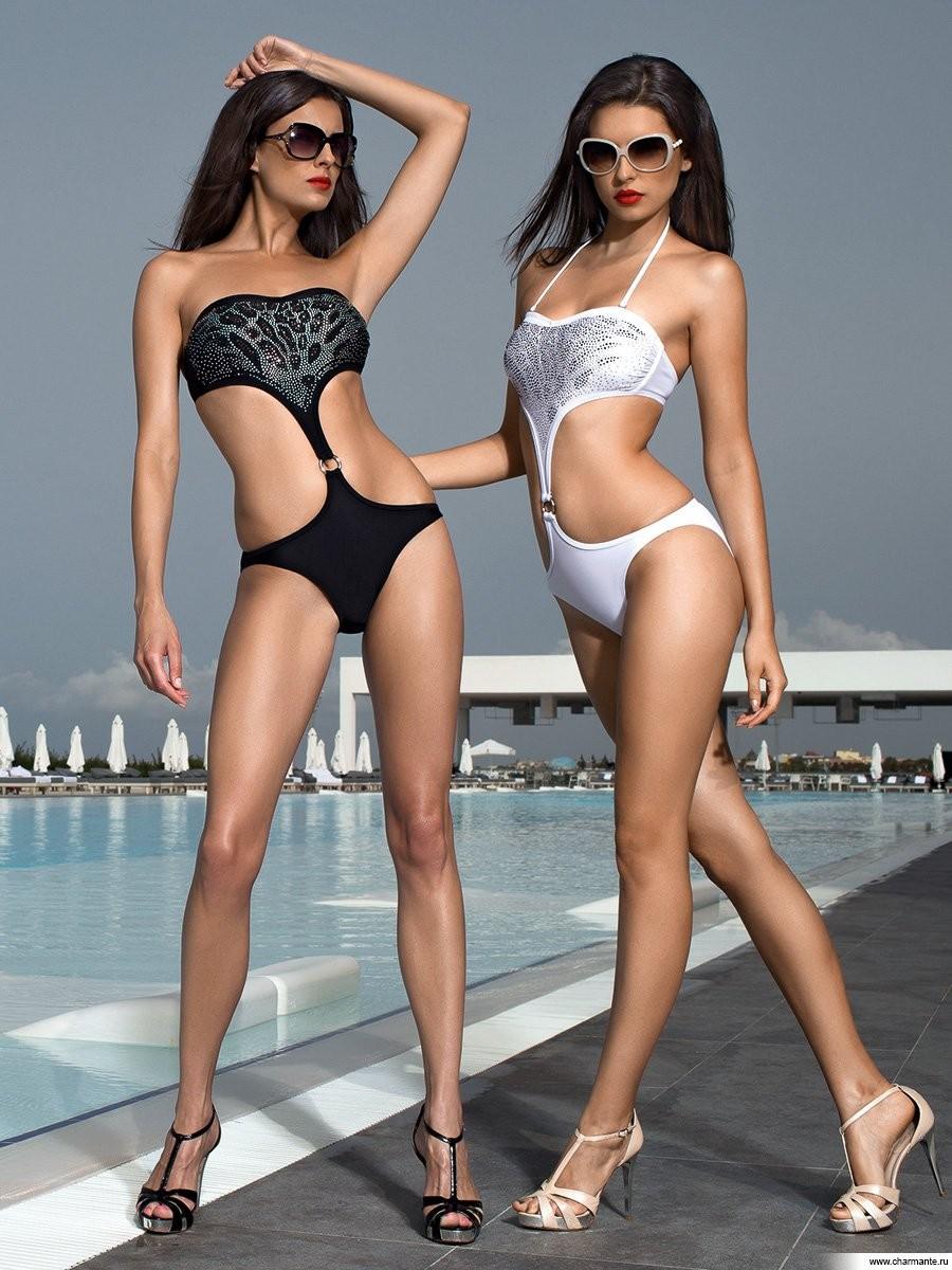 Сбор заказов. Пляжный сезон в самом разгаре. Новая коллекция и супер распродажа купальников Charmante!!