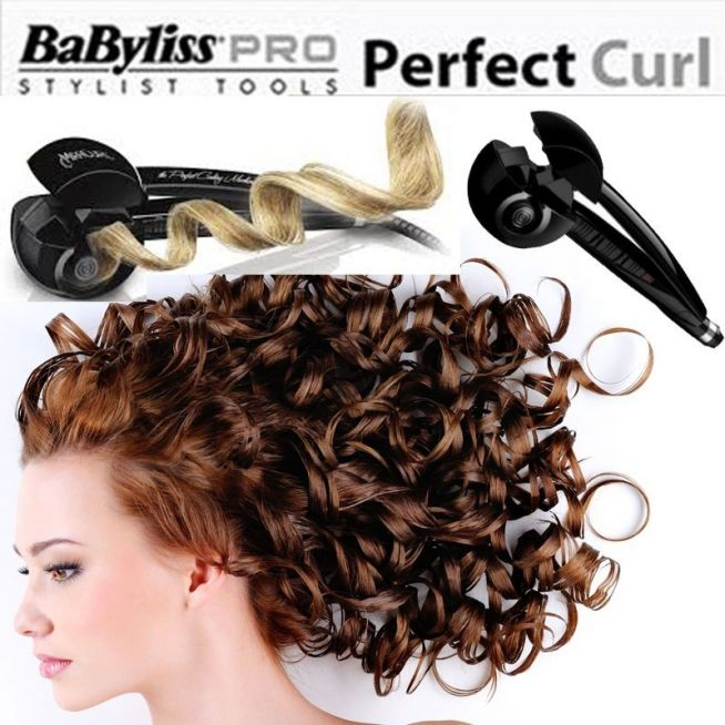 ���� �������. ���������������� ������� Babyliss Pro Perfect Curl - 9 �������� ����� ������, � ������ �� ��� ������ �������� ����������� ������! � ����� ����� ��� ������� �����, ���, ���-����� �����������, ������, ������� � �� �������.