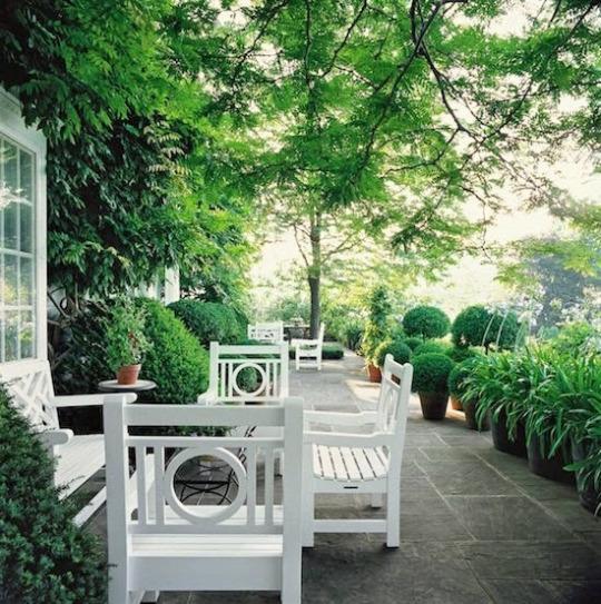 Если наш дом наша крепость, то сад это наш персональный рай