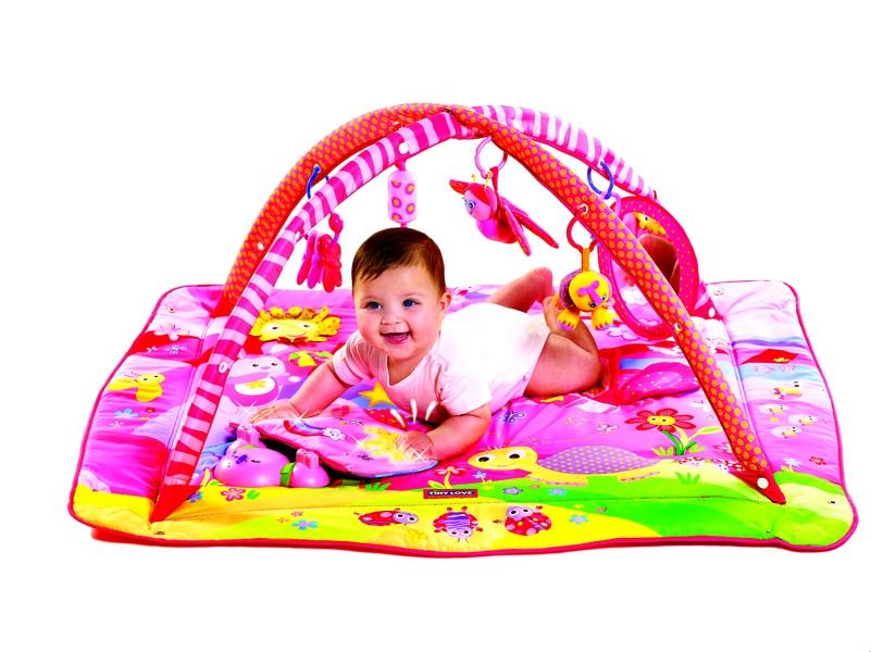 Сбор заказов. Детские игровые-развивающие коврики, консоли, игрушки Fisher Prace, Disney, Hello Kitty - 3. Китай