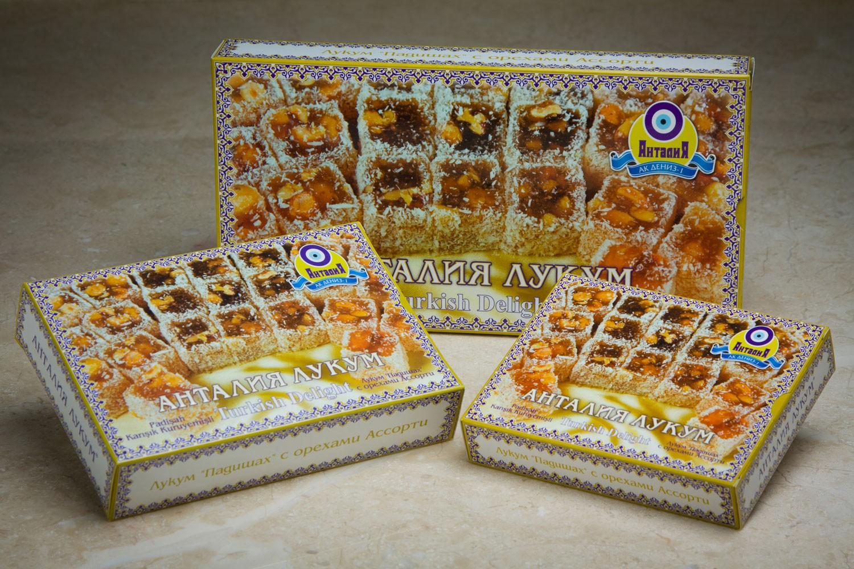 Рай для сладкоежек !Натуральные восточные сладости!рахат-лукум, натуральные ореховые сладости Hakbaba, чурчхела, пишманья, нуга и пахлава,козинаки и халва!3
