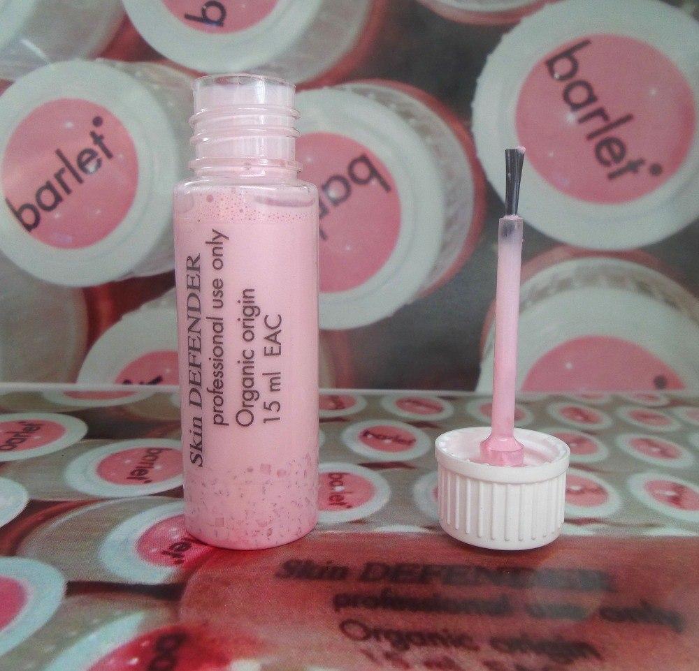 Сбор заказов. Skin Defender. Защитное средство для кутикулы во время маникюра и стемпинга. - 5