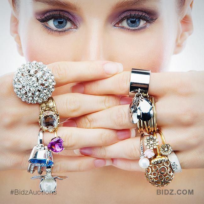 Сбор заказов. Аукцион ювелирных украшений, часов и оригинальных брендовых аксессуаров-30