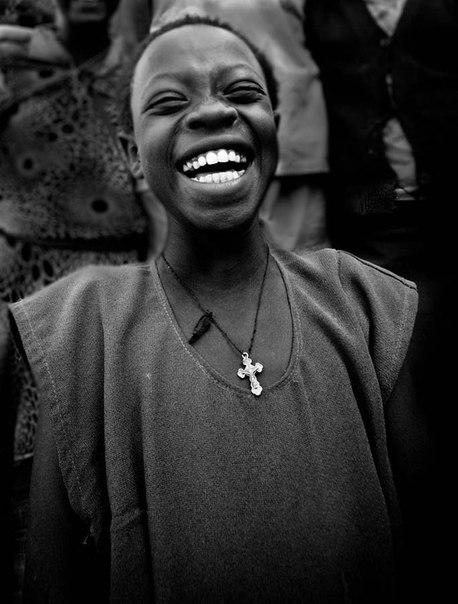 Все люди улыбаются на одном языке