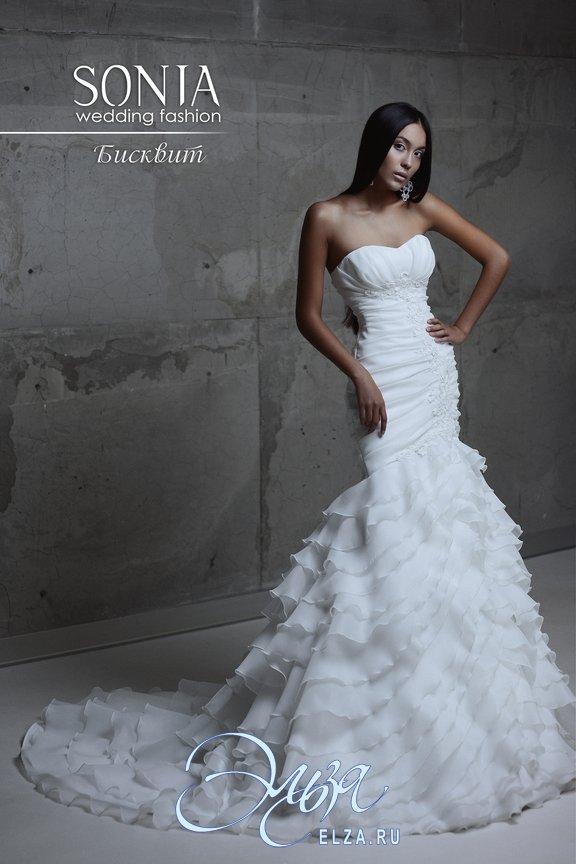 Предлагаю свадебное платье