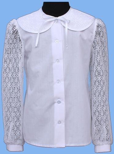 Красивые блузки для девочек. ТМ Анди.