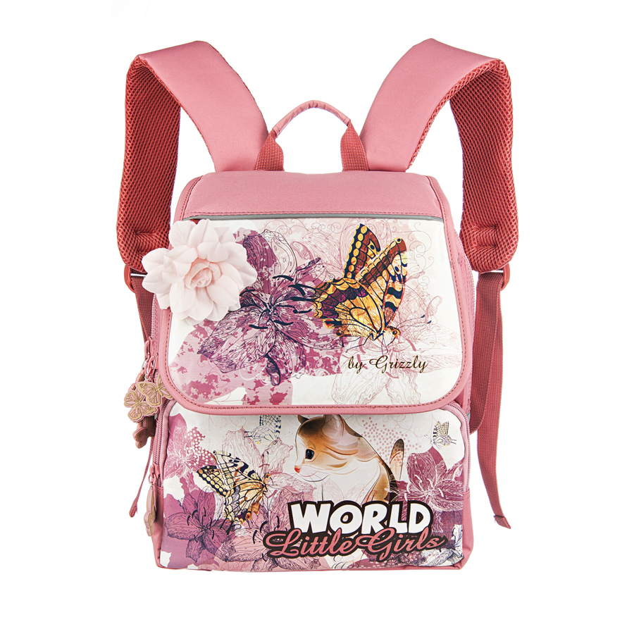 Школьные ранцы, рюкзаки, мешки для обуви. Мультяшный детский ассортимент-ЛИЦЕНЗИЯ!. Всем известные ТМ Grizzly и