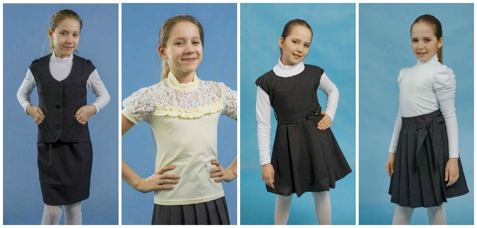 Сбор заказов. Красивая школьная форма для девочек. Водолазки по 295 руб, сарафаны и платья 900 руб, юбки, жилеты. Цены Вас приятно удивят. Без рядов ! Выкуп- 2.