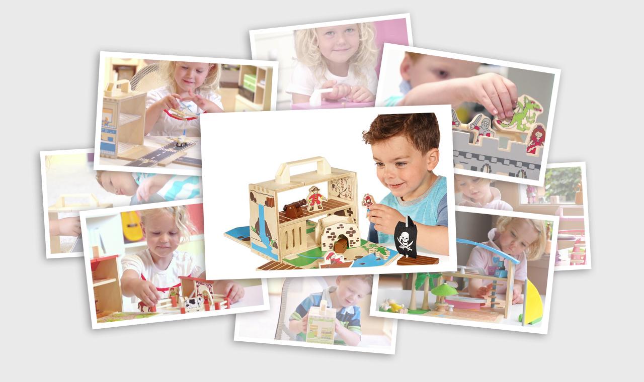 Сбор заказов. Всегда с собой набор для ролевой игры ребенка! Аэропорт и вокзал, кукольный домик и ферма, салон красоты