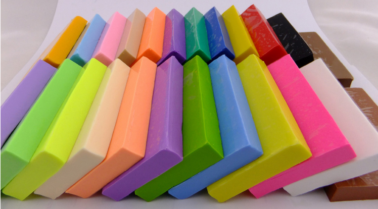 Сбор заказов. Полимерная глина (пластика). Вы сможете создать бижутерию, фигурки и статуэтки, декорировать предметы интерьера 2/15