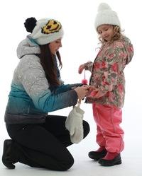 Нетеряшки - прикрепи и носи. Новый аксессуар для русской зимы для детей и взрослых.Теперь ваши варежки не потеряются