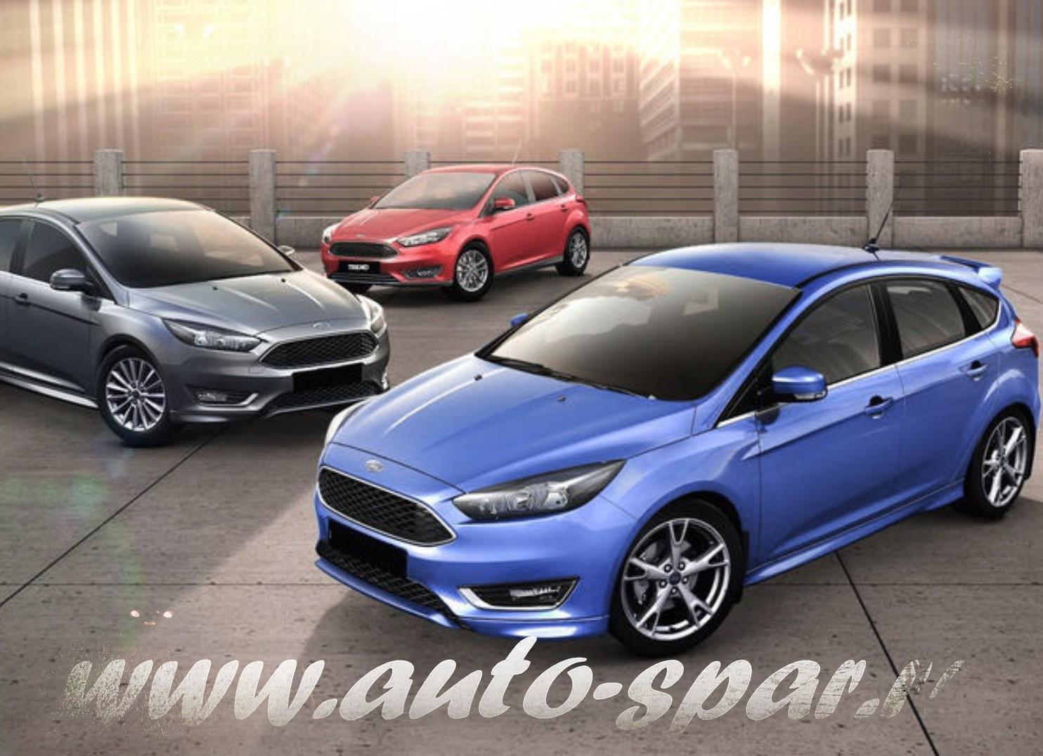 ������� ����� ����� Ford Focus � ����� �� �������� � ������� � ������.
