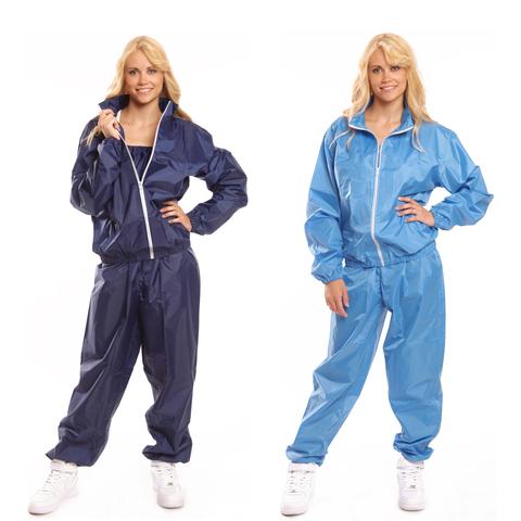 FlexSauna - современная одежда, похожая на стильный спортивный костюм, способствует оздоровлению и быстрому похудению