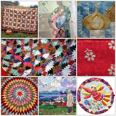 Фестиваль Лоскутного шитья в Суздале 3 -9 августа 2015 г