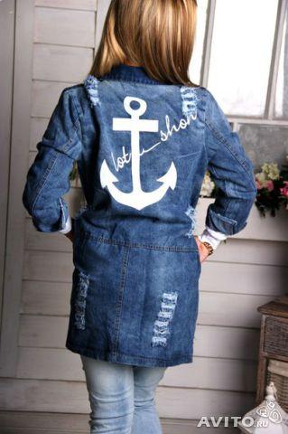 Сбор заказов. Джинсовая одежда (джинсы, кепки, платья, туники). Хит сезона - платья и кардиганы из джинсы. Выкуп 4