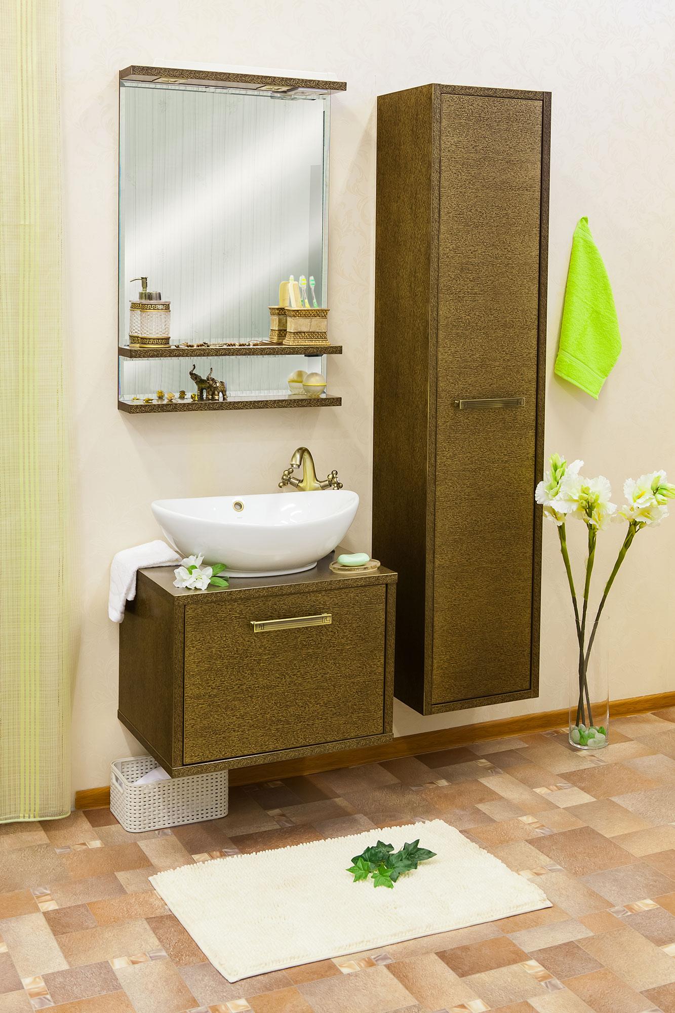 Сбор заказов. Для ванных комнат: тумбы, умывальники, пеналы, полупеналы, зеркала. 3D-фрезерование, патинирование, экологически чистые материалы. Мебель, которую выгодно покупать - 35