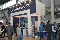 ГРУНДФОС принял участие в промышленной выставке Иннопром-2015