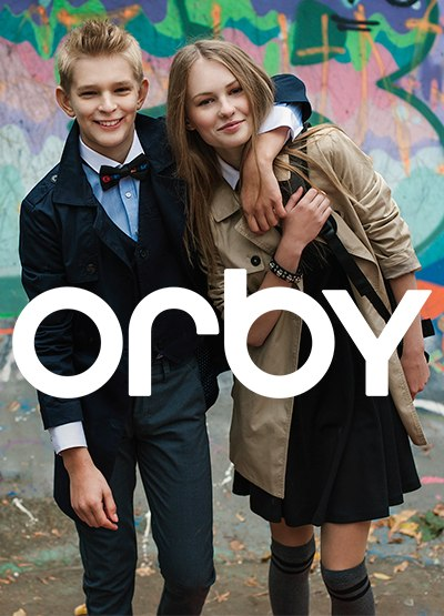 ORBY Школьная коллекция 2015