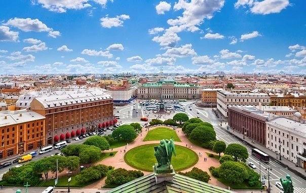 12 адресов в Санкт-Петербурге, где вход всегда свободный