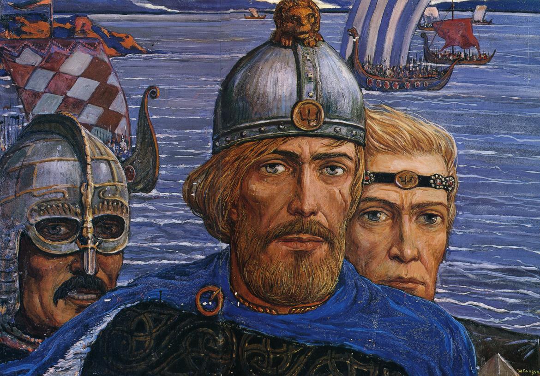 Аскольд и Дир. Тайна первых киевских князей