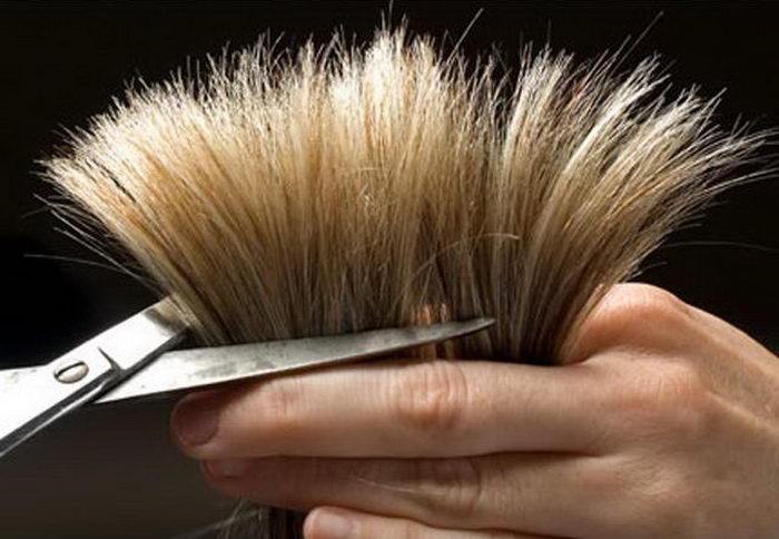 Вместо ножниц попробуйте профессиональный уход за волосами от Se/lec/tive!!!