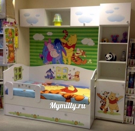 Сбор заказов. Интерьерные решения детских комнат: мебель для детской, кроватки - домики, кроватки - диваны, кроватки - машины, кроватки - игрушки, матрасы, фотообои, интерьерные наклейки. Все в одном месте!