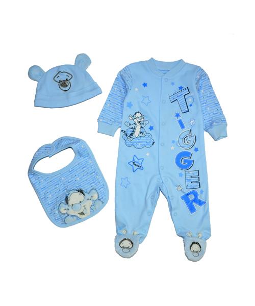 Выбирая новую вещь для своего крохи, молодые мамы очень часто задаются вопросом: С чем носить обновку? Представленный