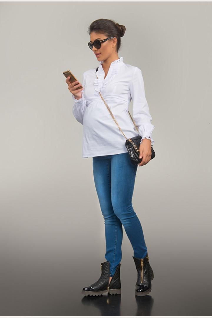 Доступная Дизайнерская одежда для будущих мам. Беременность это стильно! Новая Потрясающая коллекция Осень-Зима! Около 150 видов платьев. Около 100 видов брюк, туник и блузок. А так же Распродажа! Размеры от XS до 7XL. Без рядов-34