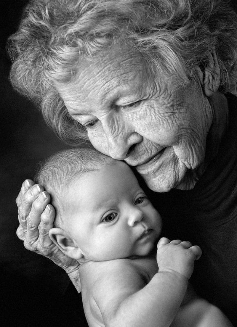 Письмо бабушки новорождённой внучке Только не бойся