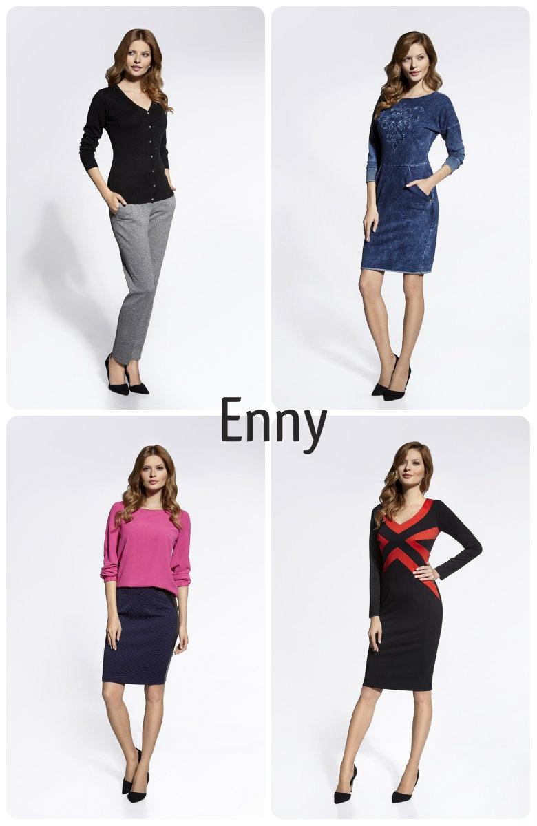Стильная женская одежда из Польши - Enny! Новая осенняя коллекция!