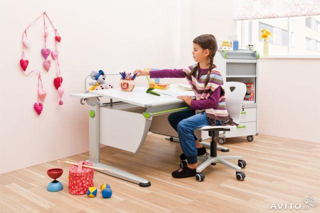 Сбор заказов. Мебель. Растущие парты и стулья трансформеры для дошколят и школьников. Огромный выбор от знаменитых