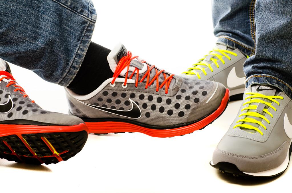 Сбор заказов. Эластичные силиконовые шнурки, которые не нужно завязывать-20
