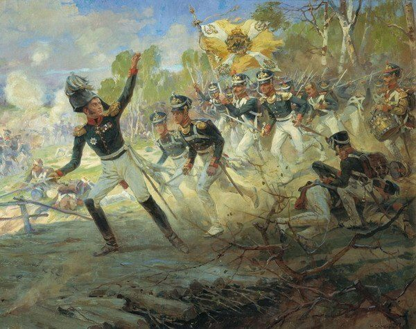Клич ура произошел от калмыцкого Уралан! (вперед!), с которым конные полки калмыков шли на французов в войне 1812