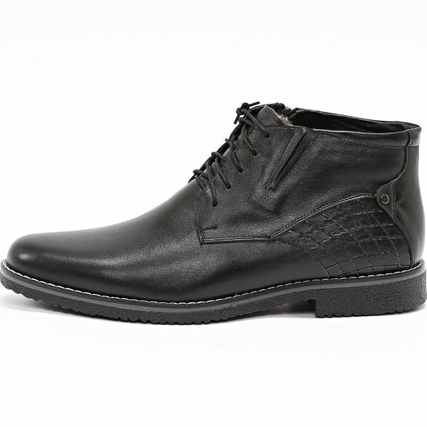 ПИАР!!! Мужская зимняя обувь от российского производителя, цены от 1450 за натуральные материалы, размеры до 45