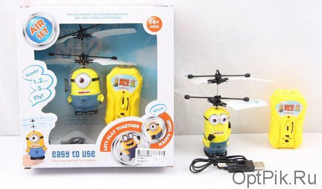 Приглашаю в свою новую закупку! Летающие миньоны. Новый хит продаж! Веселая игрушка для мальчиков и девочек!