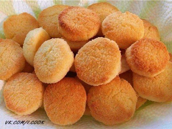 Обалденное печенье на сковороде